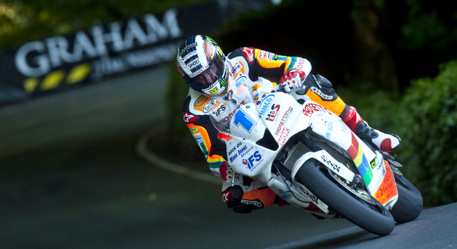 TT Isle of Man 2012 - JUNE 06- TT Zero/Supersport/Sidecar