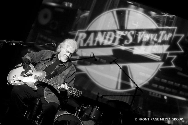 Front Page Media Group 187 Randy Bachman Vinyl Tap Tour