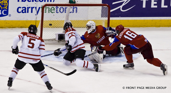 IIHF Hockey 2009: IIHF World Junior Hockey Championship, Jan 3 2009