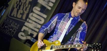 JW Jones, one of Canada's top blues artist kicks off a massive North American tour at The Black Sheep Inn.