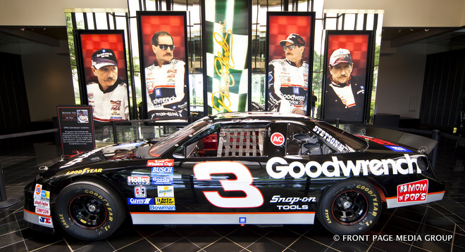 NASCAR:  Sprint Cup - Inaugural NASCAR Hall Of Fame Induction Ceremony- Charlotte