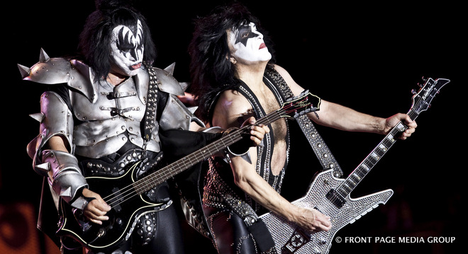 KISS Live! Cisco Ottawa Bluesfest (Ontario, Canada) JULY 15
