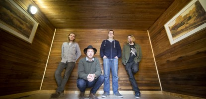 "The Canadian band Current Swell, just signed by Sony Music is set to release a new CD May 6th called ""Ulysses."""