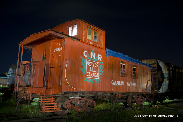 Mont Bleu Ford >> Front Page Media Group » Smiths Falls Railway Museum