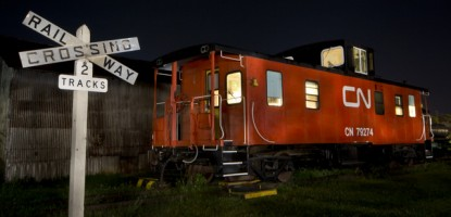 Railway Museum In Smith Falls Open For Overnight Stays.