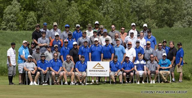 3rd Annual GreenBelt Construction Golf Tourney