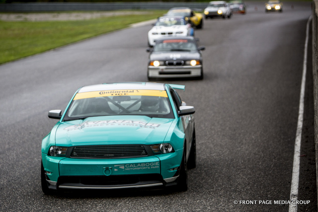 Calabogie Race Track >> Front Page Media Group » #11 Cavanagh Construction Ford Wins At Calabogie Motorsports Park