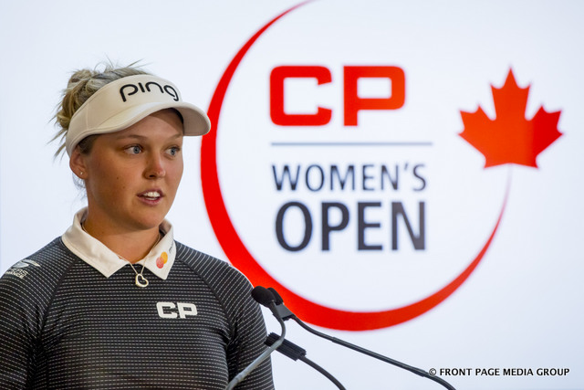 CP welcomes Brooke Henderson as ambassador for the CP Women's Open.